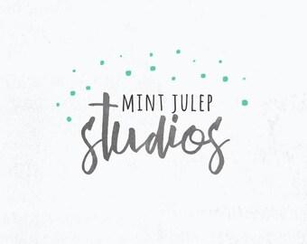 Photography Logo - logo design, custom photography logo, custom logo design, small business logo, blog logo design, branding package