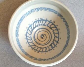 Handmade Ceramic Bowl - Handmade Pottery Bowl - Soup Bowl - Cereal Bowl - Ice Cream Bowl - Handmade Stoneware Bowl - Ceramic Bowl