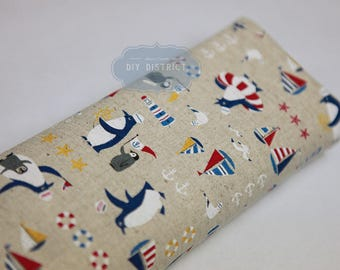 Canvas Japanese fabric