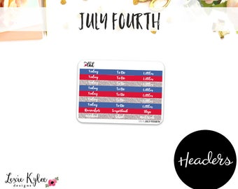 Final Stock Headers  ||  July Fourth [102-8]