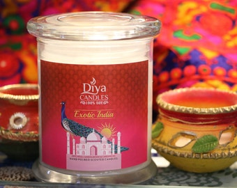 Exotic India Soy Candle