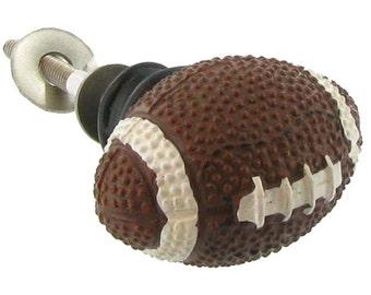 Football Knob, Mancave Knob, Cabinet Pull