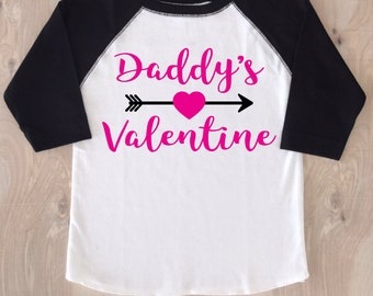 Daddy's Valentine.Toddler Valentine Outfit. Toddler Valentine's. Valentine. Toddler Girl Valentine outfit. Cute Valentine 2017