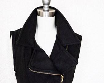 Moto Wool Vest (Marvel)