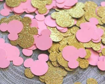 Minnie Mouse Party Decorations. Minnie Mouse Confetti. Minnie Mouse Party Decor. Minnie Mouse Birthday. Minnie Mouse.