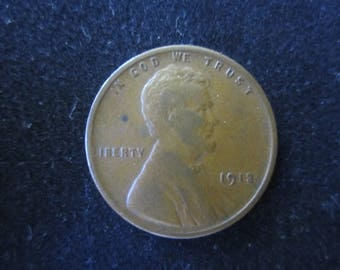 1913 Lincoln Cent