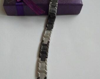 Men's stainless steel bracelet Trend