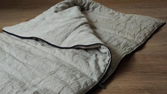 Organic Hemp Sleeping Bag Adult Organic Hemp Fiber Filling