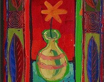 "Grant Leier ""Home Sweet Home""- Colour Study B"
