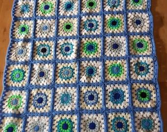 Crochet Throw /Blanket