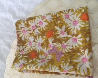 Vintage mod floral standard case, free shipping