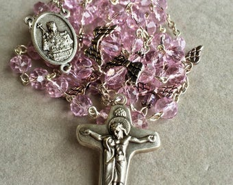 St. Agatha/Breast Cancer Catholic Rosary