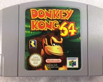 Donkey Kong 64 - Nintendo 64