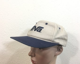 90's teva snapback trucker cap hat made in usa