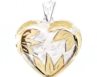 Gorgeous Vintage Heart Locket