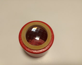 Toy-Wooden Toy-Optical Toy-Kaleidoscope