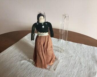 Antique Handmade Navajo doll Circa pre- 1950