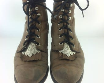 Boot Kiltie Cover