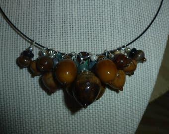 Acorn Necklace W#3