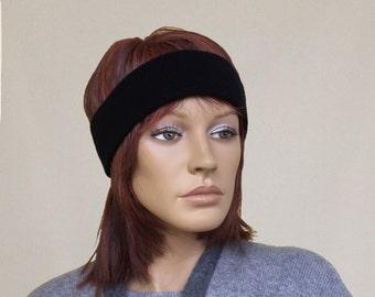 Cashmere knit band of Ohrenwärmer head band headband earmuffs