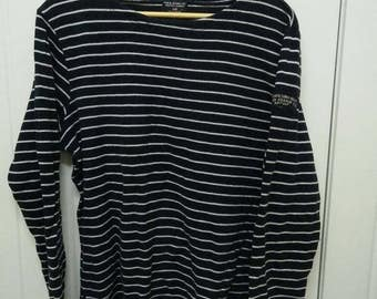 Rare Vintage POLO JEANS Ralph Lauren Sweatshirt Size XL Extra Large For Lady