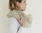 Cozy Thick Knit Cowl