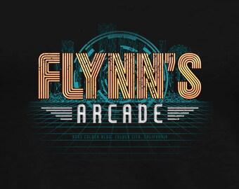 Flynn's Arcade T-Shirt (Male)
