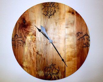 Litchenburg Wall Clock