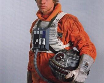 FREE SHIPPING Mark Hamill Star Wars movie poster 11x17