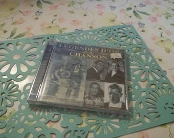 Legendes D'Or De La Chanson Vol. 2