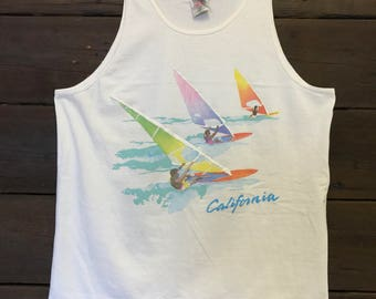 1988 California Vacation Tank