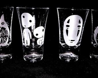 Anime Shot Glass Set