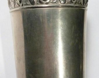 Alpaka Silverplate Cup
