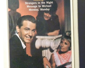 "Floyd Cramer - ""Class of '66"" - RCA Victor - Stereo 8 Track Stereo Cartridge"