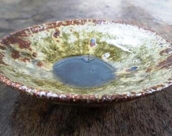 Small Dish, Pottery Dish, Ceramic Dish, Handmade Dish, wheel thrown