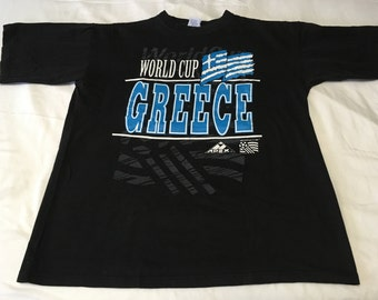 World Cup Greece Shirt
