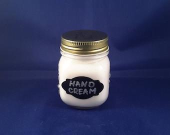 Natural handmade hand cream