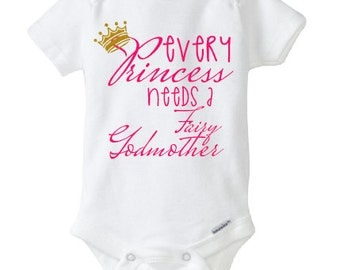 Fairy Godmother Onesie - FEMALE (Goddaughter)