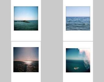 Postcard A6 water & sea