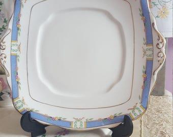 Royal albert oriental crown china 5799 cake plate/ sandwich plate/ afternoon tea center plate