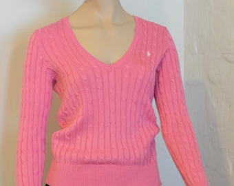 Pink Preppy Sweater Etsy