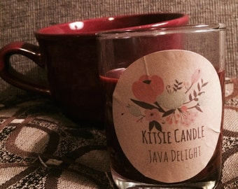 Java Delight-by Kitsie Candle