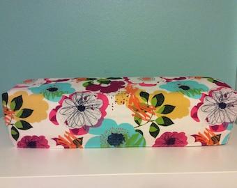 Cricut Maker and Cricut Explore/ Air/ Air 2/ One Custom Handmade Dust Cover Colorful Floral Art