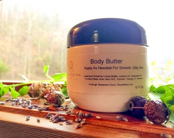Mountain Lilly Herbs Body Butter