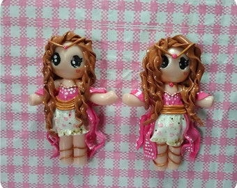 Little Miss fairy magnet / Little doll