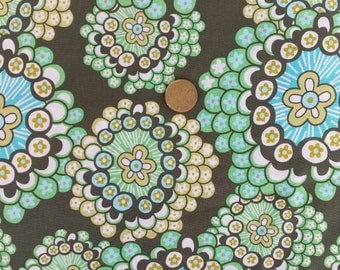 """Rowan fabric Amy Butler """"Daisy Chain"""" coupon 110 cm x 388 cm Cotton sewing patchwork quiliting deco home dec"""