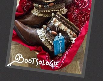 La Vaquera boot -made to order-