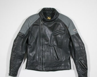 IXS - Leather biker jacket