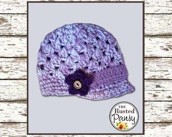 9-12 Mo. Chunky Bucket Hat