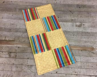 Winnie the Pooh - Changing Pad or burp cloth - New Mom Gift - Baby Shower Gift